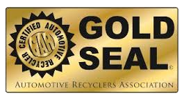 A Gold Seal Certified Automotive Recycler