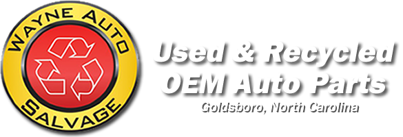 Quality Used & Recycled OEM Auto Parts in NC