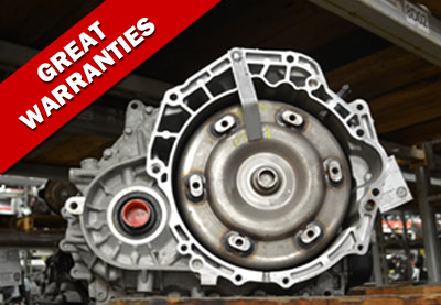 About our used auto parts warranties